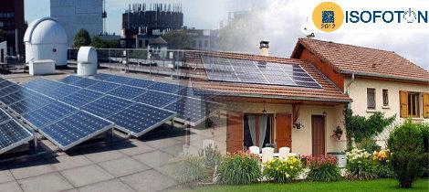 Paneles Solares de Isofotón en Costa Rica y su fabricación