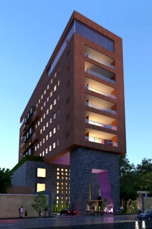 Proyecto Smart LEED TerraEsperanza Guatemala por Arq Andrés Prera 2