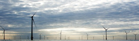 Dinamarca instala prototipo eólico marino de Siemens