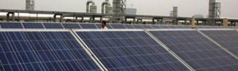 Guatemala iniciará parque solar 50 MW y plan social de paneles solares en hogares pobres