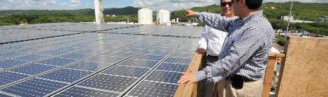 Fábrica de pintura opera 100% con energía solar