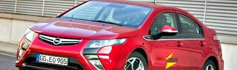 Smart Cars: Opel diseña auto eléctrico e inteligente
