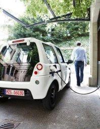 Autos Electricos Automoviles en Mexico Energias Renovables Centro de carga