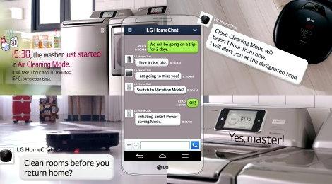 En el 2014 podrás comunicarte con tus aparatos electrodomésticos