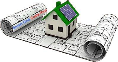 Economía Hogar País paneles solares fotovoltaicos energías alternativas limpias Costa Rica