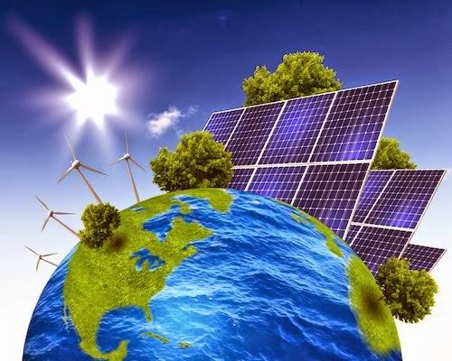 Futuro Solar Energía Eolica