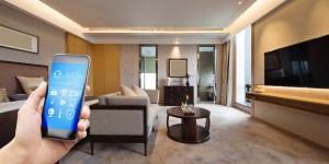 SmartHome bedroom
