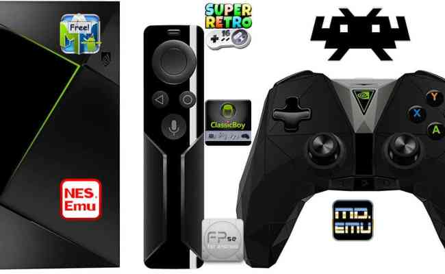 8 Best Game Emulators For Nvidia Shield Tv Android