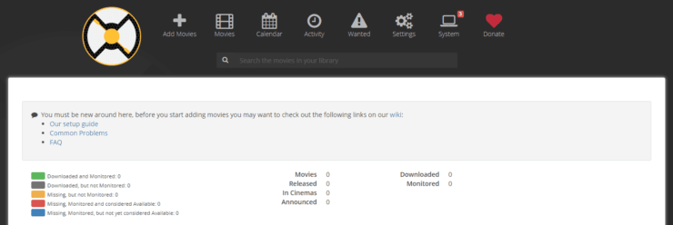 Radarr Downloading Movies I Already Have - Desain Terbaru Rumah
