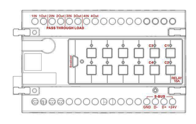c bus smart wiring home