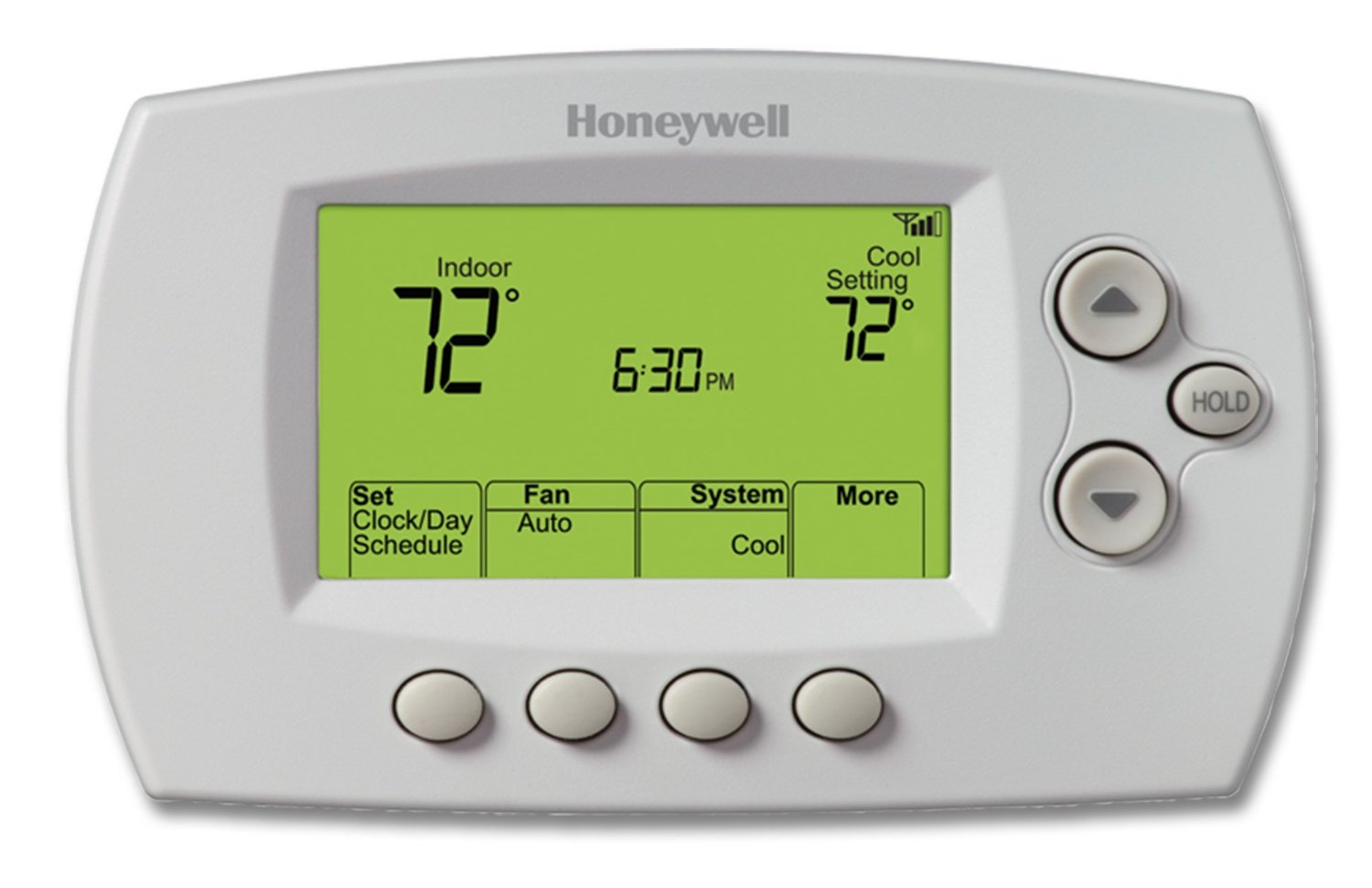 honeywell wifi thermostat kit outer ear diagram labeled rth6580wf review smart home reviewer