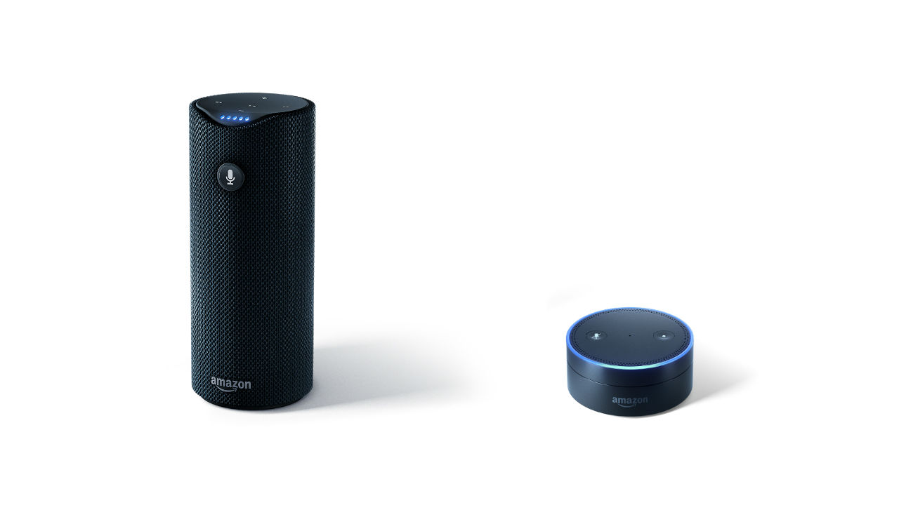 Amazon Announces Echo Dot and Amazon Tap