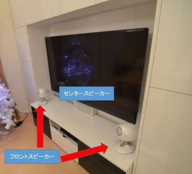 我が家のオーディオ環境:AVアンプ&スピーカーシステム\(^o^)/