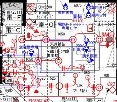 コンセント計画Part1:コンセント標準数を無視したコンセント計画\(^o^)/