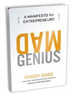 Mad Genius by Randy Gage