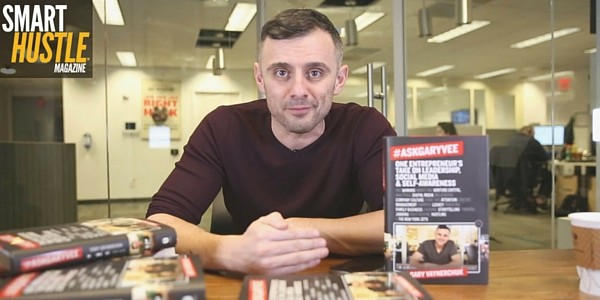 Book Review: #AskGaryVee - Relentless Hustle and Other Advice From Gary Vaynerchuk
