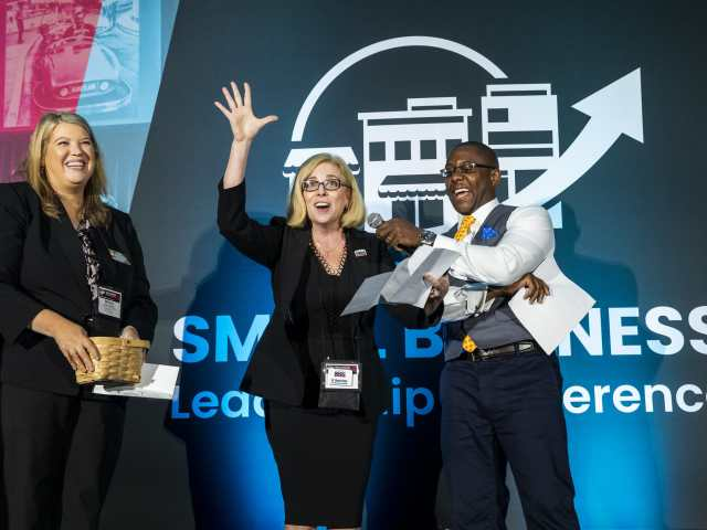 Small Business Leadership Conference