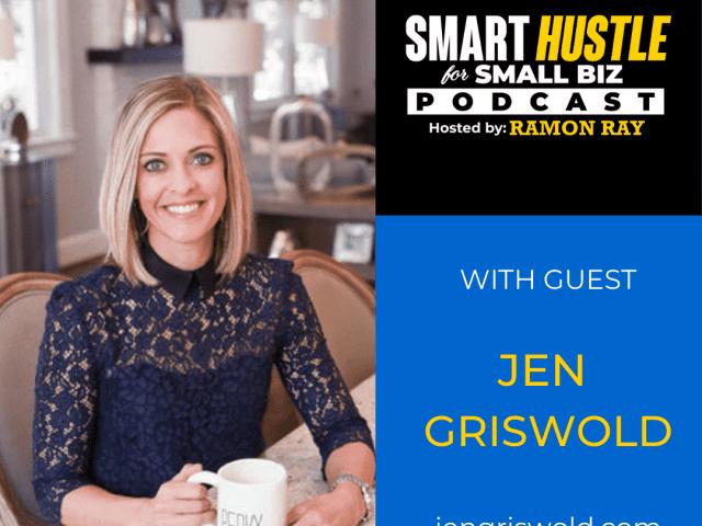 jen inspires women business owners in interview
