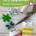 13 Nachhaltige Geschenke Die Fast Nichts Kosten