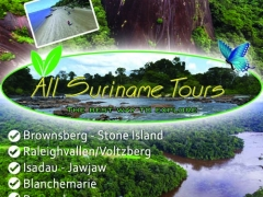 AST - Suriname Destinatiegids 2018
