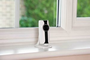 Smart Internal HD WiFi IP Camera