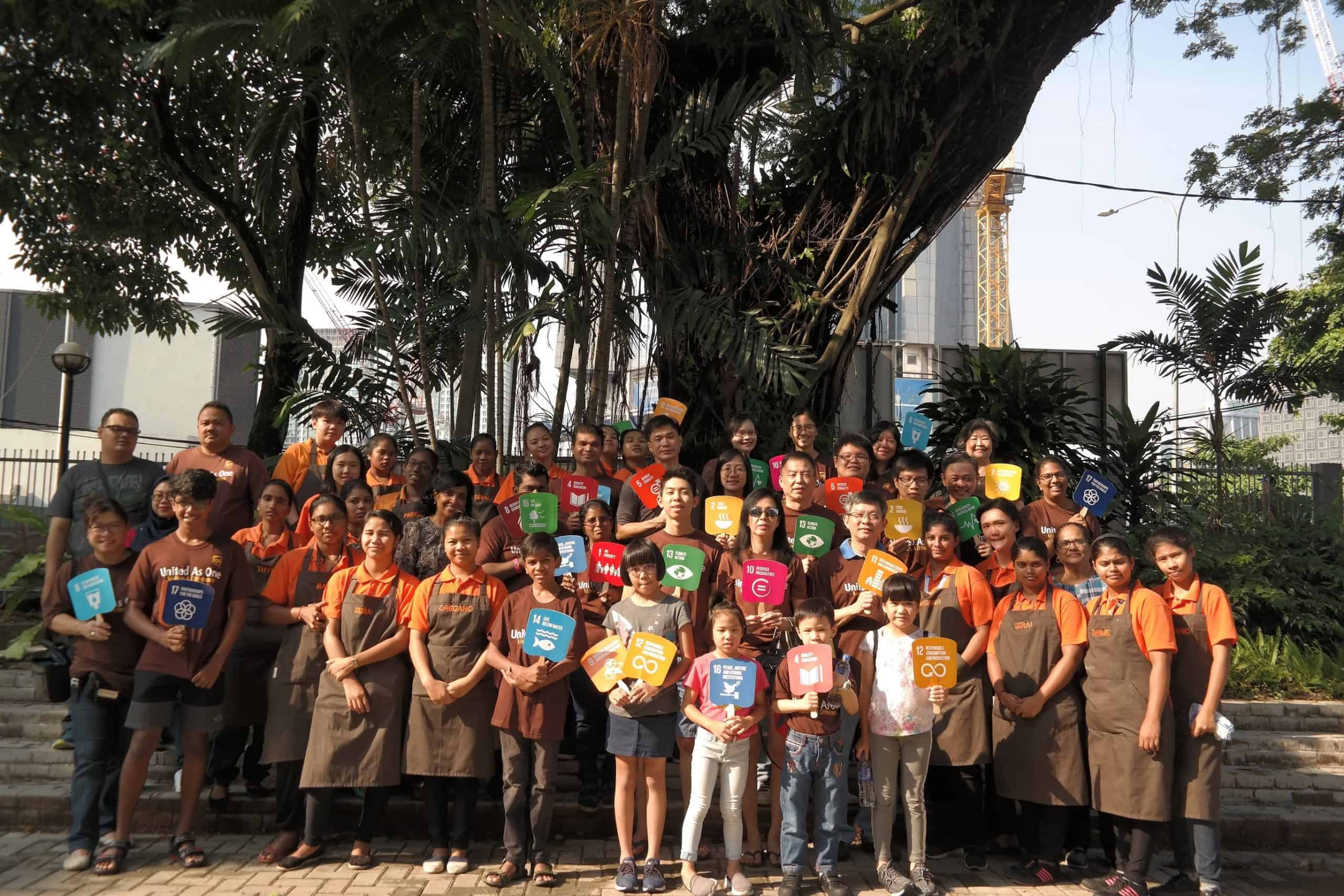 UPS Lends a Helping Hand to Charities