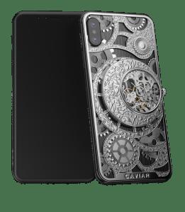 Caviar Skeleton Iphone
