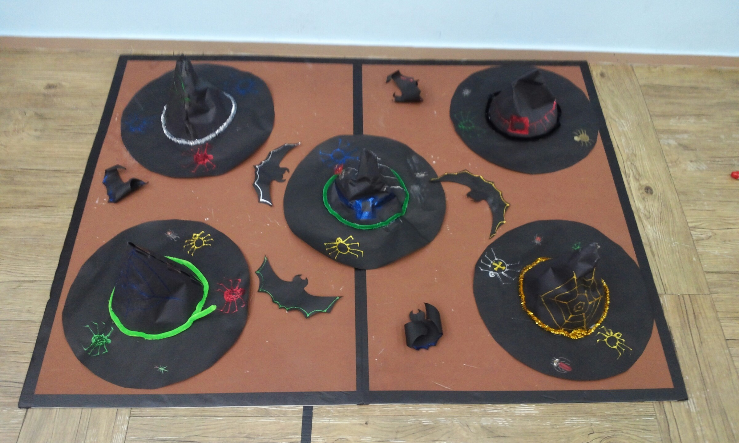 Witch S Hat Ring Toss