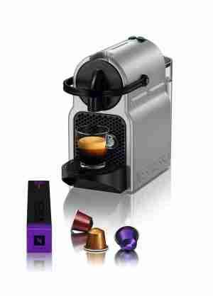 Nespresso Inissia Espresso Maker, D40-US-SI-NE Silver image