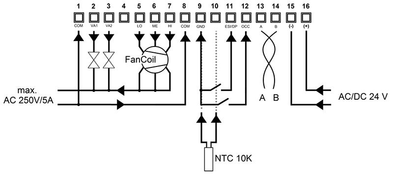[DIAGRAM] Enviro Tech Fan Coil Unit Wiring Diagram FULL