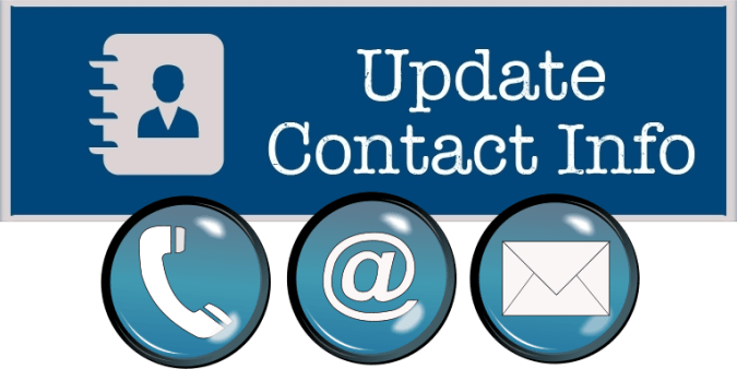 Update Contact Information - SMART Local 506