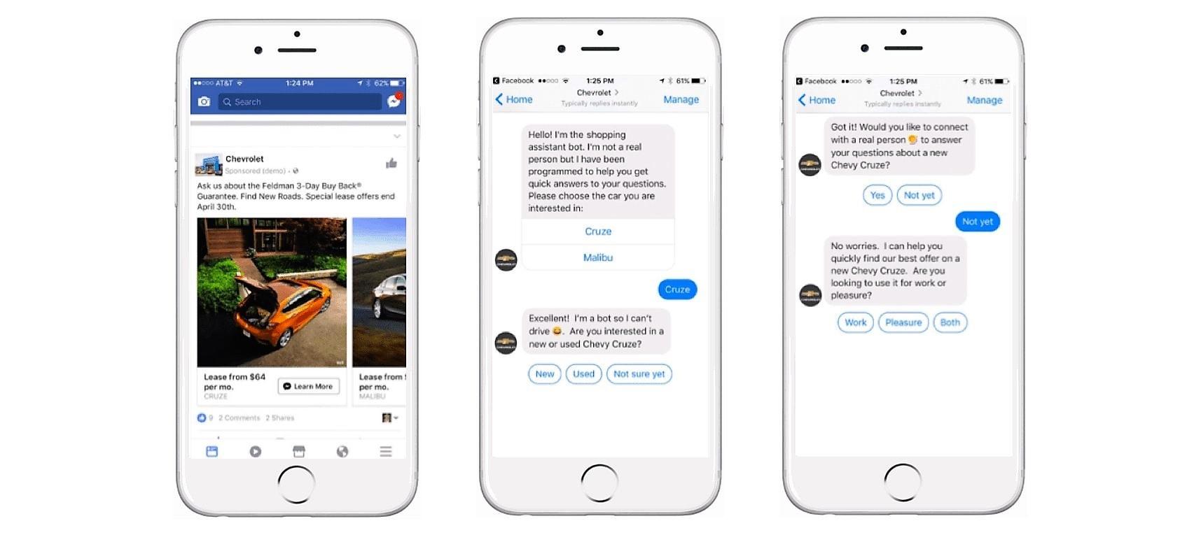 點擊率比Email高6倍!5招善用Facebook Messenger。成功用通訊軟體行銷 | SmartM 新網路科技