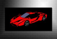 Ferrari Canvas Wall Art