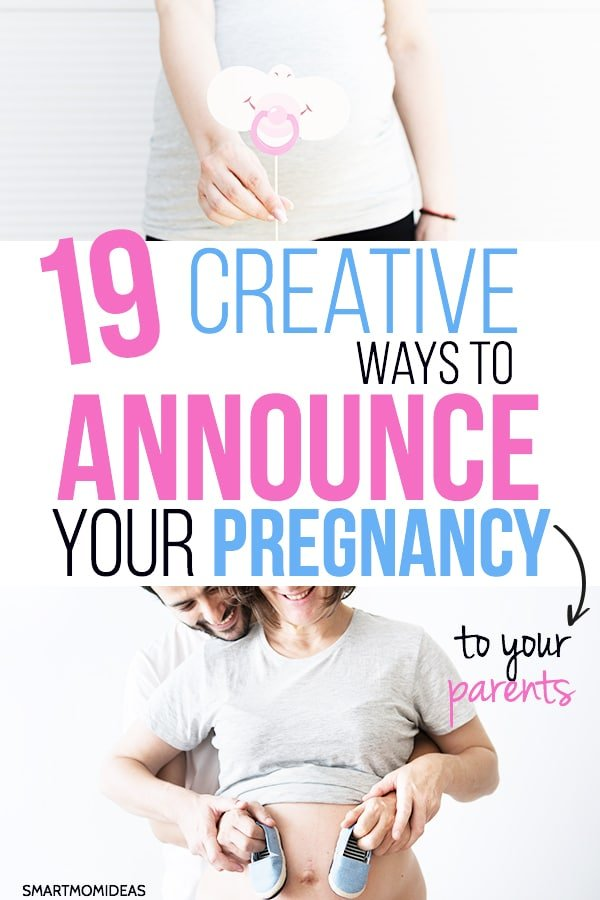 19 ways to announce