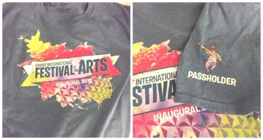Festival of the Arts Shirt