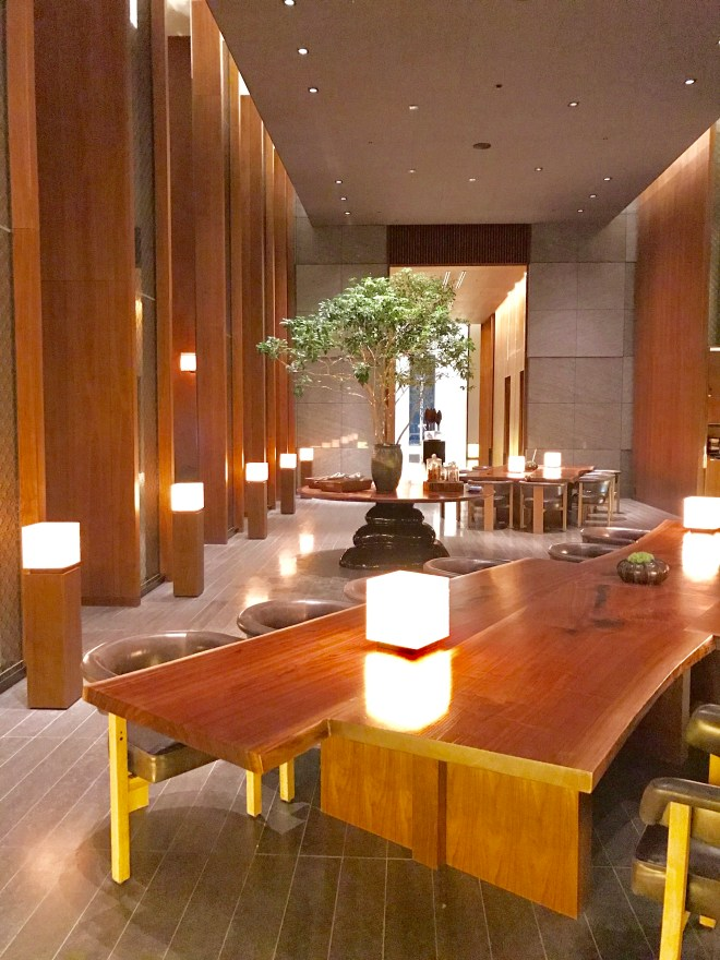 Andaz Tokyo Check In