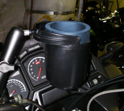 RAM self leveling cup holder