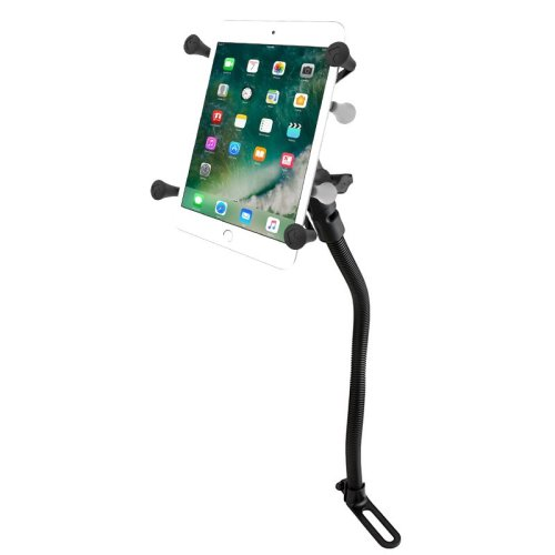 """RAM Pod No-Drill™ Vehicle Mount with Universal X-Grip® Cradle for 7""""-8"""" Tablets"""