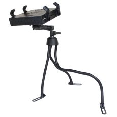 RAM Pod™ III Vehicle Mount with Single Pivot Swing Arm & Universal Tough-Tray™ Laptop Holder