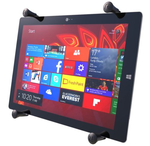 """RAM Universal X-Grip® Cradle for 12"""" Tablets"""