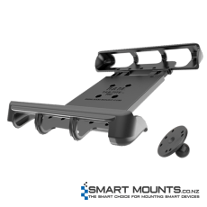 "RAM Tab-Tite™ Universal Spring Loaded Cradle for 10"" Tablets with HEAVY DUTY CASES"