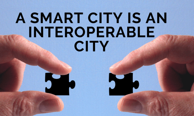 A smart city is an interoperable city