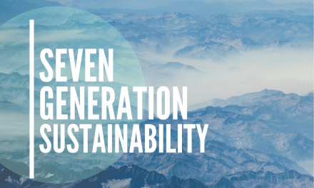 Seven Generation Sustainability, SDGs, smart cities and smart nations