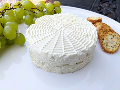 Ricotta & Crackers
