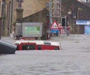Una red de sensores para el control de inundaciones