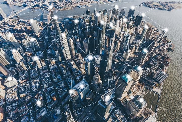 Los datos en la ciudad inteligente