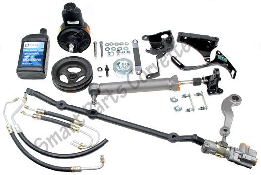 1965-1969 Corvette Power Steering Conversion Kit Big Block