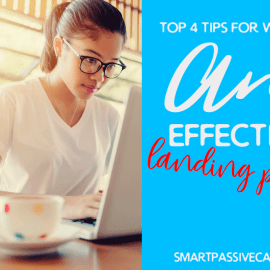 Top 4 Tips For Writing An Effective Landing Page