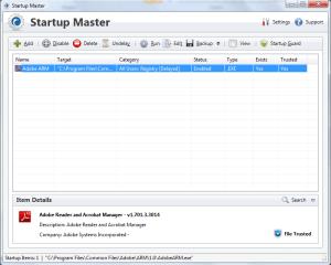 Startup Master - Delay Startup