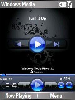 bazde.blogspot.com ویندوز مدیا پلیر برای موبایل - Windows Media Player for Mobile